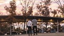 *【夕陽とあなたと】自然の中でゆっくりと過ごす二人の時間。