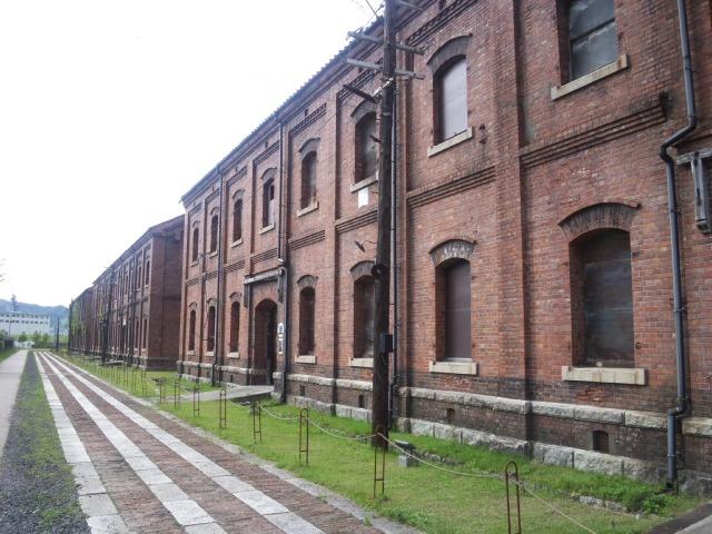 赤レンガ倉庫群2