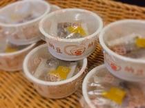 【朝食バイキング】納豆