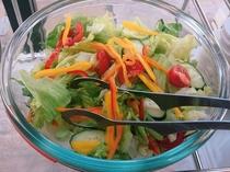 【朝食バイキング】野菜サラダ