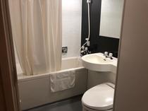 【ツインB】バスルーム