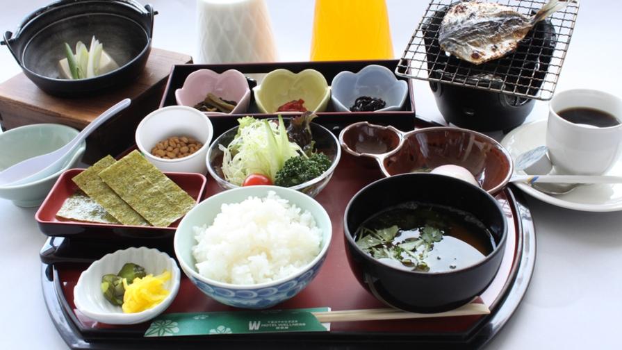 【ビジネス向け】朝食付き 自家源泉温泉プラン