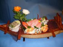 特別料理(舟盛)