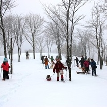 周辺_たくさん雪が積もるので、たっぷりウィンタースポーツを楽しめます (1)
