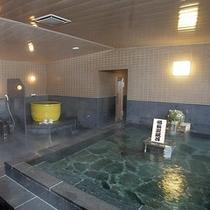 季節にあわせた大浴場 ご利用時間16:00〜23:30 朝6:00〜8:00