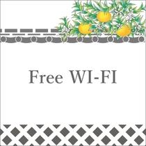 【Free WI-FI】