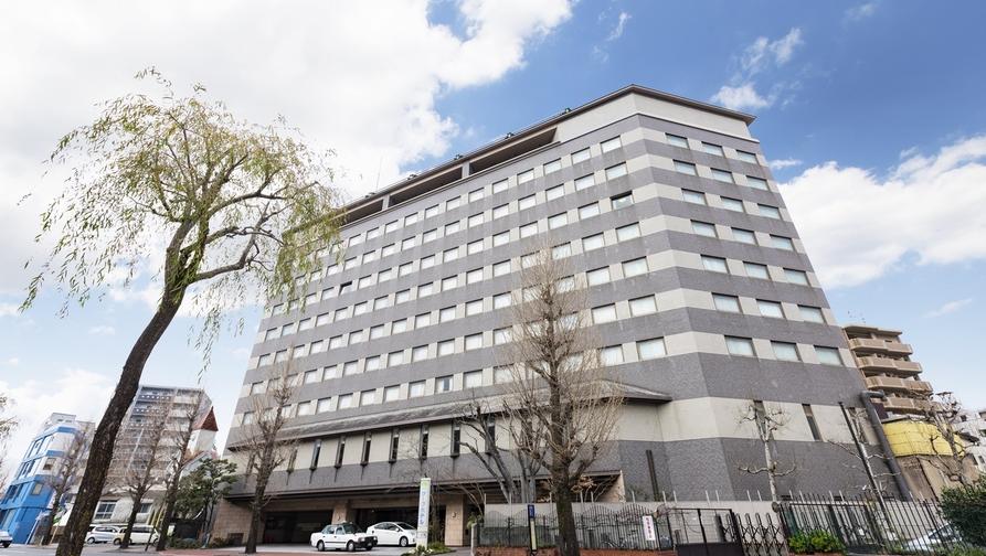 【楽パック限定】熊本空港→通町筋までバスで約40分♪熊本城前!シンプルプラン<素泊まり>