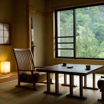 和室10畳(3種の個室風呂無料)【禁煙】