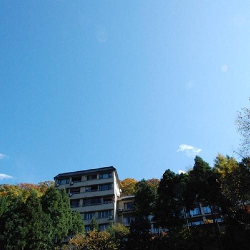 【景風流の宿 かのうや】外観