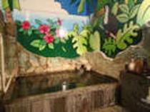 3種の個室風呂の1種「夢の湯」(無料・予約不要)