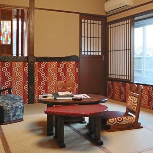 【露天風呂付客室】「風花」客室