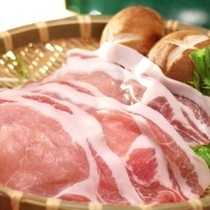 【料理 一例】 ご当地グルメ。とろける味覚。人気の上州もち豚♪