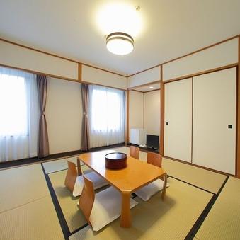 【禁煙】 和室1間 18.2平米