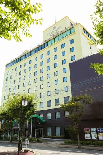 ホテル外観(新)01
