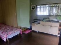 8号室キッチン