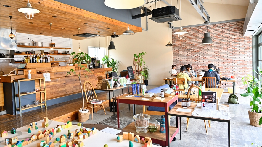 小豆島で人気のカフェ キッチンUCHINKU★