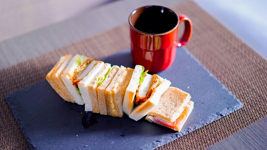 選べるパン朝食一例★