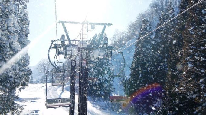 【スキーデビューを応援!除外日なしでお得】ファミリー応援スキープラン(ご夕食:ビュッフェコース)