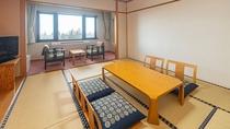 和室8畳のお部屋です。4名様まで利用が可能です。