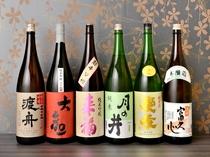 茨城の地酒(関東で一番酒蔵がおおいんです!)