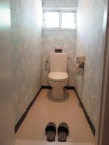館内トイレ