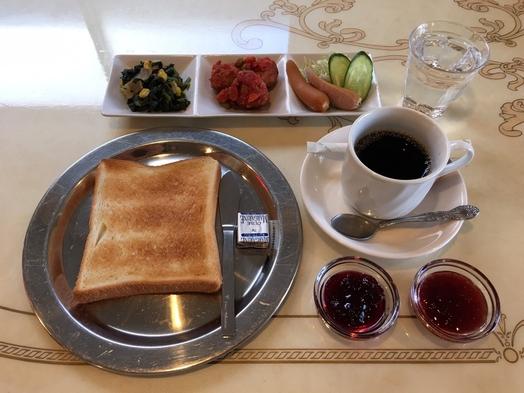 ★朝食サービス★駐車場無料★Wi-Fi無料★ビジネスに旅行に!広々客室でゆっくりステイプラン★