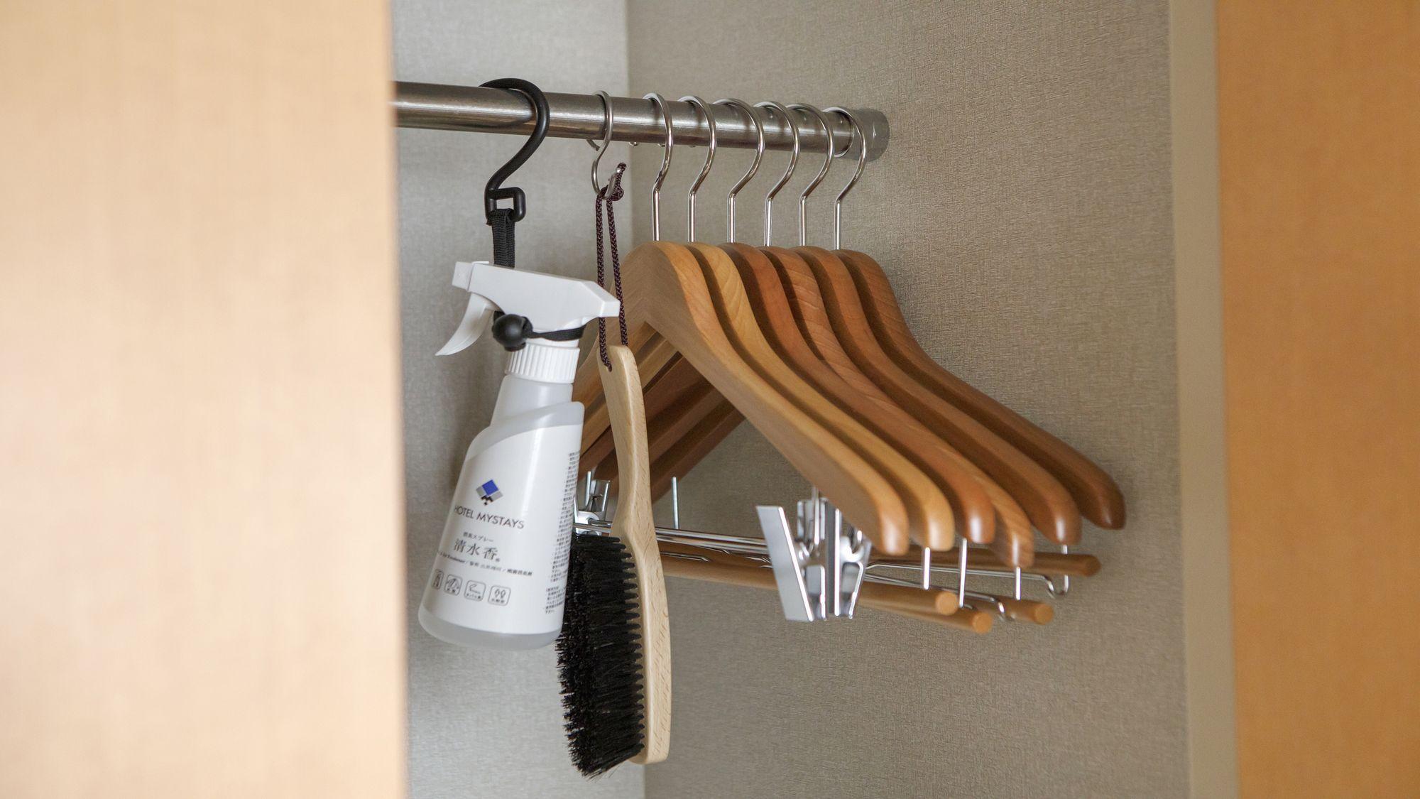 客室備品 消臭スプレー