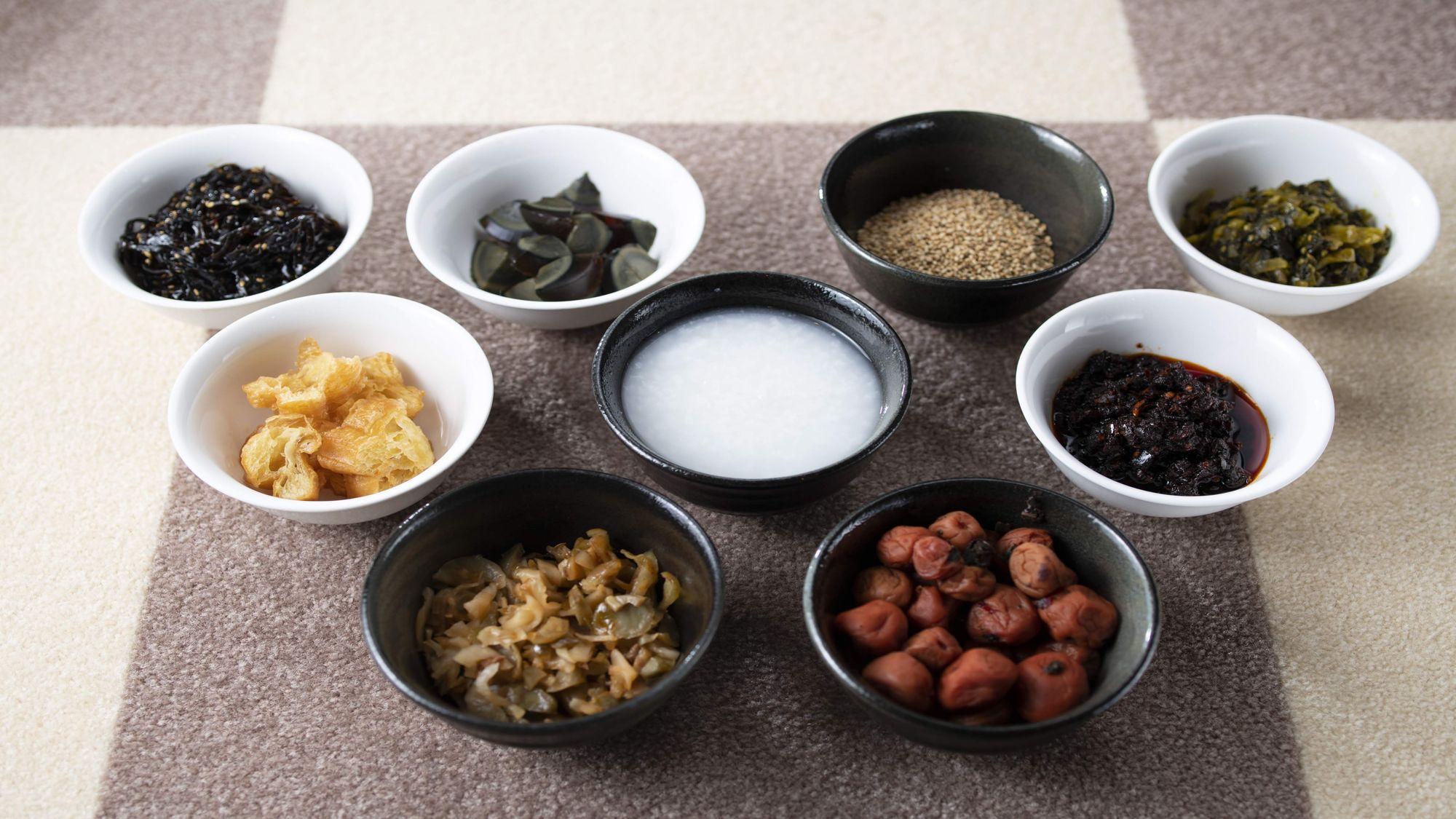 朝食ブッフェ 〜お料理イメージ〜