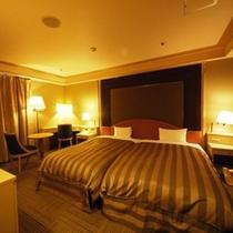◇ツイン一例◇22平米・ベッド幅100cm×長さ190cm