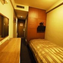 ◇ビジネスシングル◇9平米・ベッド幅100cm×長さ190cm