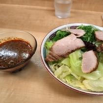広島風つけ麺発祥のお店!ホテルから車で約5分