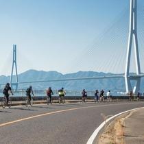 しまなみ海道 サイクリング