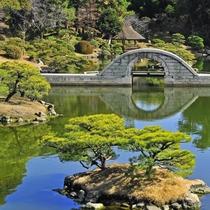広島縮景園