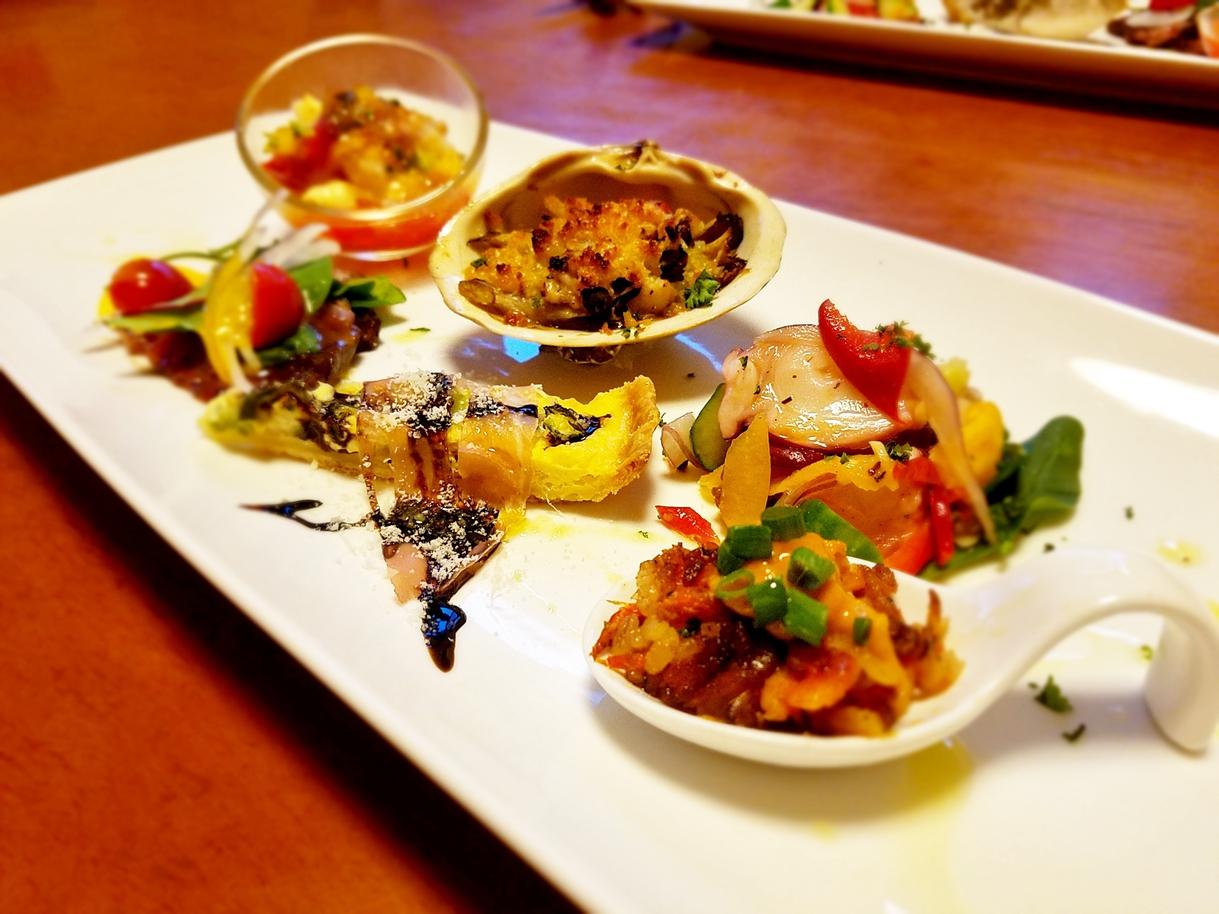 【イルバッコ・ビス】料理一例