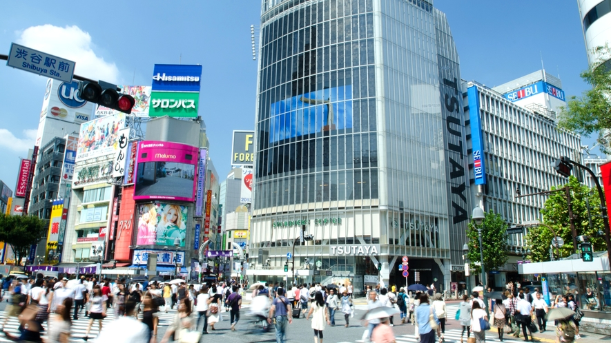<周辺>渋谷(電車約30分・乗り換えなし)