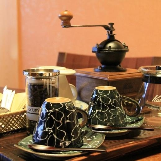 【2階客室限定】コーヒーセット