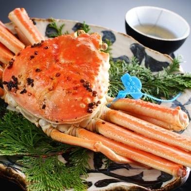 【活蟹】津居山蟹フルコース(おひとり2杯)◆希少ブランド地蟹を贅沢に味わう最上級蟹づくし