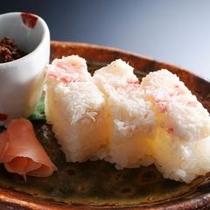 【蟹コース】蟹寿司