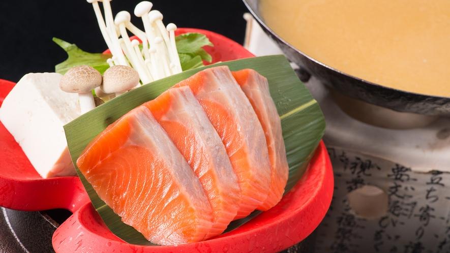 信州サーモン酒蔵鍋