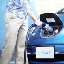 【電気自動車専用】EV充電スタンド設置
