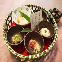 【仙景】朝食には元気の源「ねばとろ膳」を