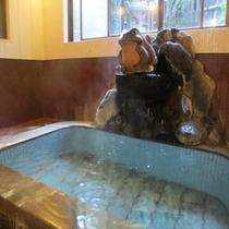 山家荘ご宿泊のお客様専用家族風呂