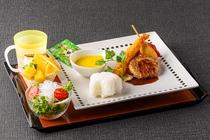 熱海 幼児メニュー夕食(一例)