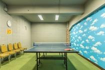 熱海 館内施設 卓球1