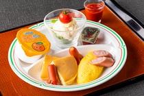 熱海 お子様ランチ(朝食)