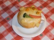 パンカップスープ(夕食各種)