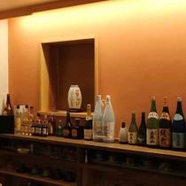 *セルフカフェ/夜はさまざまなお酒もご用意しております。