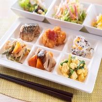 和食派も洋食派もどちらもご堪能いただけます