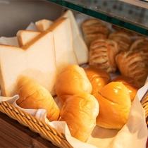 ビュッフェ形式の健康朝食無料!
