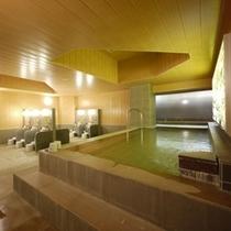 ◇ラジウム人工温泉大浴場「旅人の湯」≪営業時間15時~26時・5時~10時≫